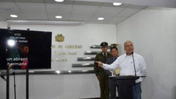 Revela gobierno hondureño cómo Evo presuntamente instruye que se impida el paso de comida a las ciudades