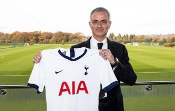 José Mourinho, nuevo director técnico del Tottenham