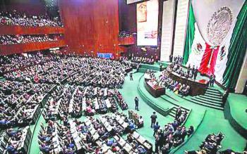 Conceden a Diputados suspender sesiones por más de 3 días
