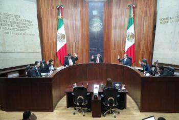 Desecha TEPJF recurso contra proceso de elección de titular de la CNDH