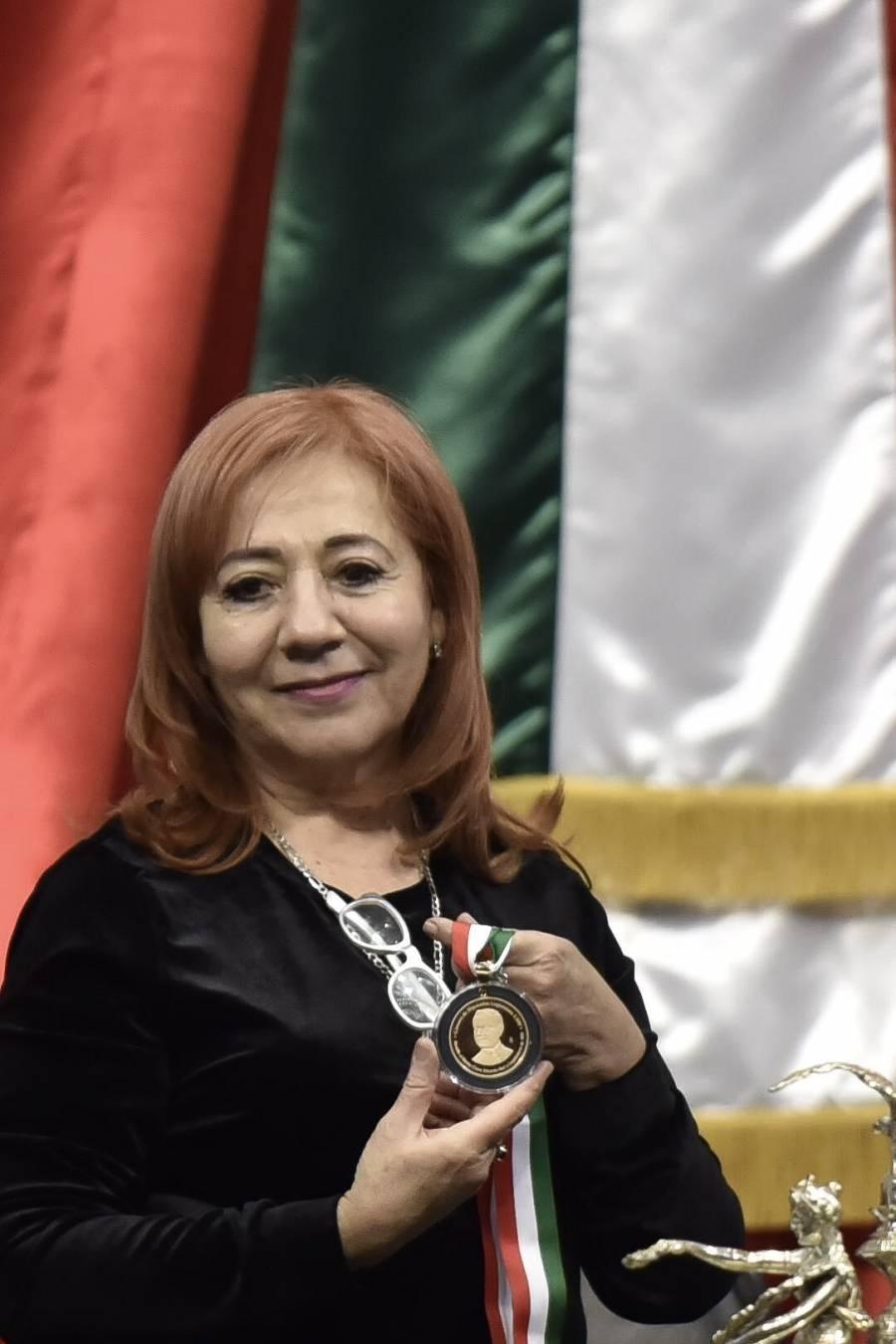 Rosario Piedra Ibarra presenta plan de austeridad para la CNDH