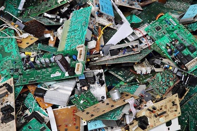 E-waste o basura electrónica, un gran problema ecológico