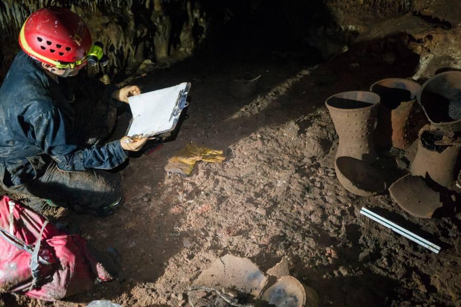 Buscan entrada al quinto cenote debajo de pirámide de Kukulkán