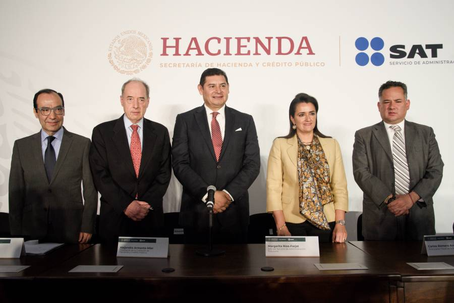SEP, SHCP Y SSPC, los beneficiados para 2020
