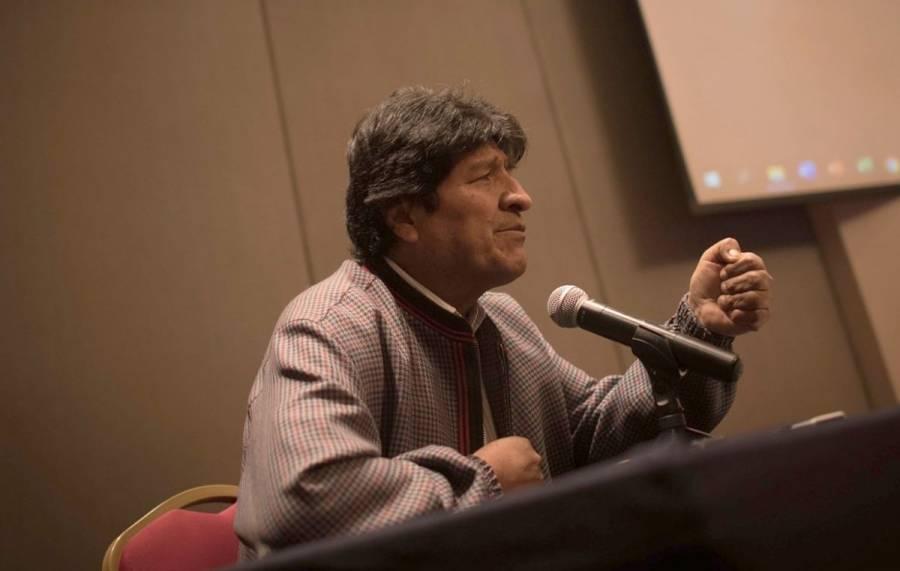 """Evo Morales: """"Ganaba menos plata que cualquier presidente en el mundo"""""""