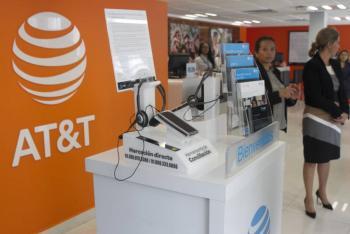 Telefónica renta última milla de red de AT&T