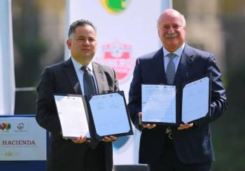 Liga MX y la UIF firman convenio de colaboración