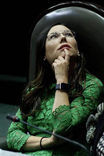 Se valorara las condiciones actuales para sesionar en San Lázaro: Rojas Hernández