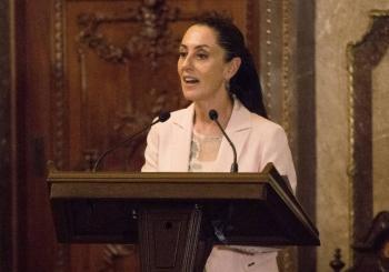 Decreta Sheinbaum Alerta por Violencia contra las Mujeres en la CDMX