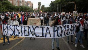 Alcalde de Cali, Colombia declara toque de queda
