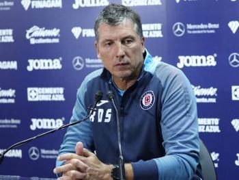 "Siboldi confirma interés en el ""Gallito"" Vázquez para Cruz Azul"