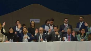 Aprueban diputados en Comisión dictamen del Presupuesto de Egresos para 2020