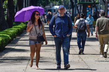 Prevén jueves sin potencial de lluvia en la CDMX