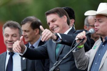 Bolsonaro lanza su propio partido político