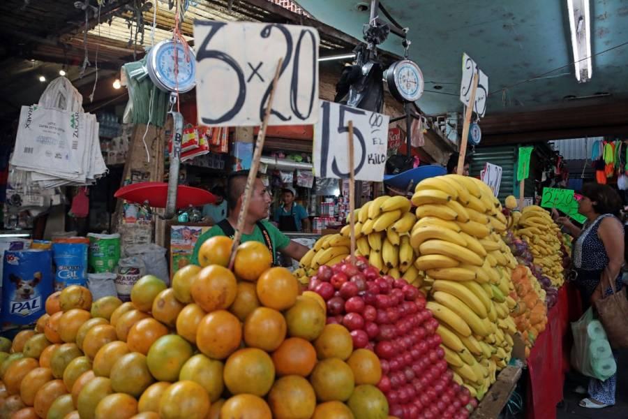 Inflación en México repunta en primera quincena de noviembre