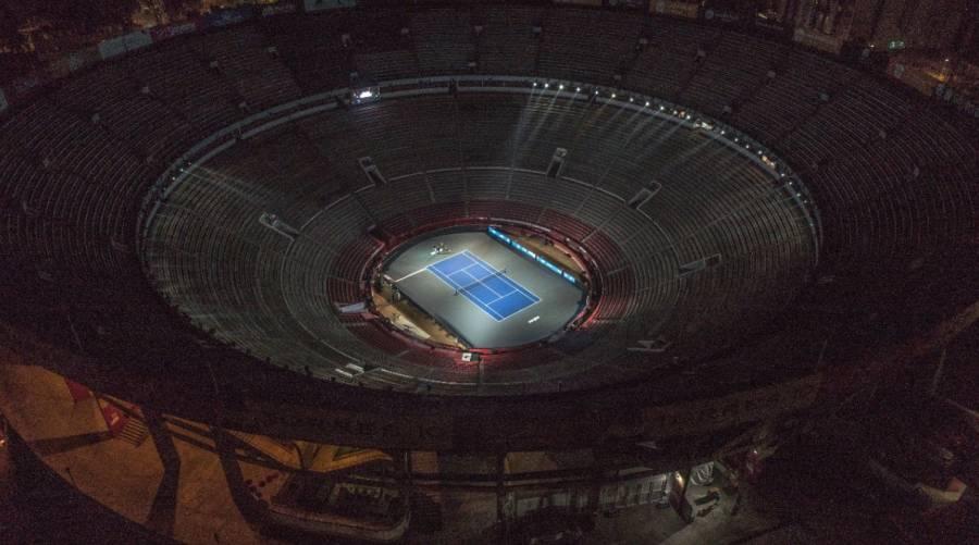Aquí podrás seguir el duelo entre Federer vs Zverev en la Plaza de Toros México
