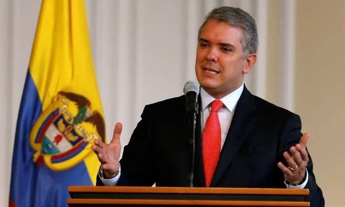 Iván Duque convoca de emergencia al consejo de ministros en Colombia