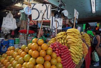 Inflacioacuten en Meacutexico repunta en primera quincena de noviembre
