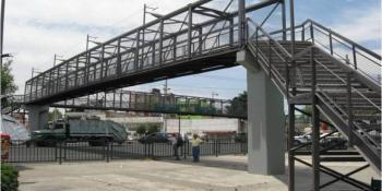 Buscan reemplazar puentes por pasos peatonales en vías secundarias