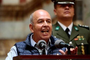 Por sedición y terrorismo, denuncian a Evo Morales en Bolivia
