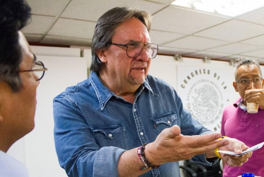 Renuncia de coordinador de Morena en Congreso se decidirá en reunión plenaria