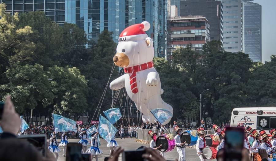 Desfile navideño en CDMX: Rutas, cierres y horarios