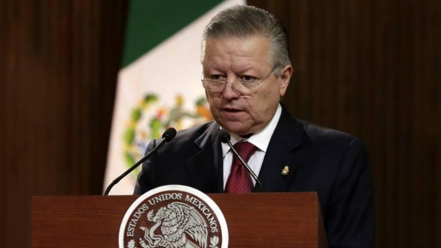 Arturo Zaldívar anuncia cero tolerancia ante el acoso sexual