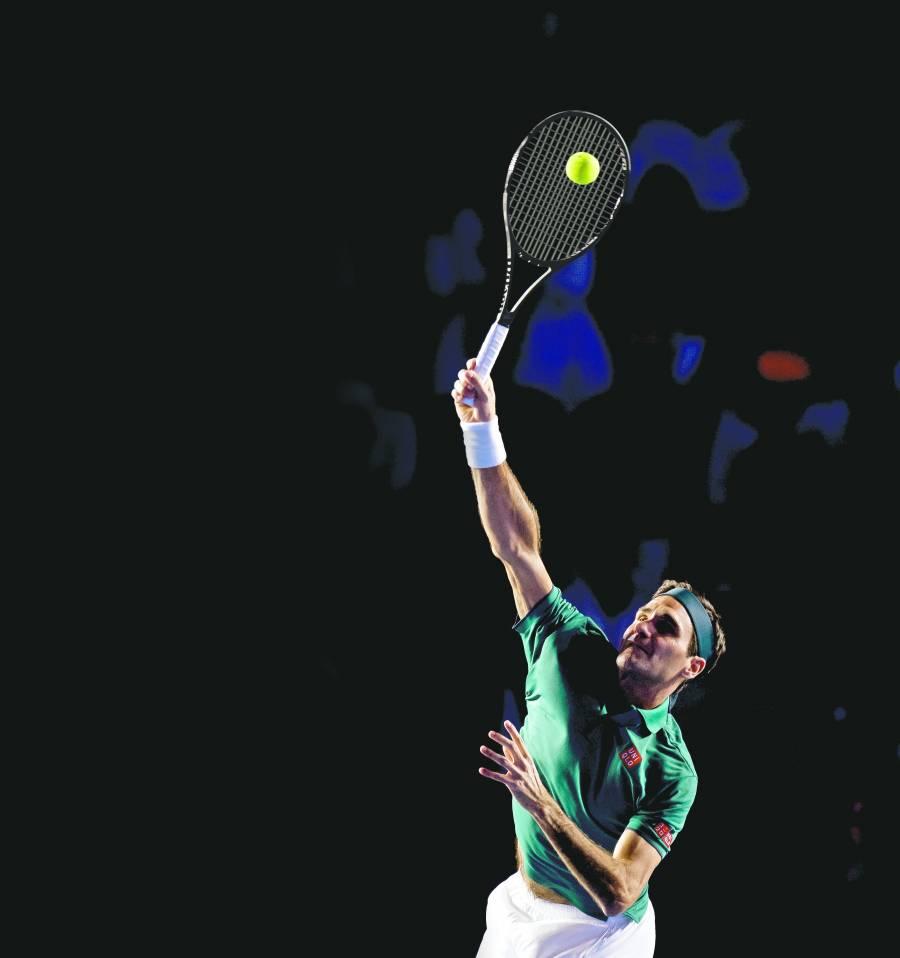 Federer se lleva 2.2 mdd y deja un récord en México