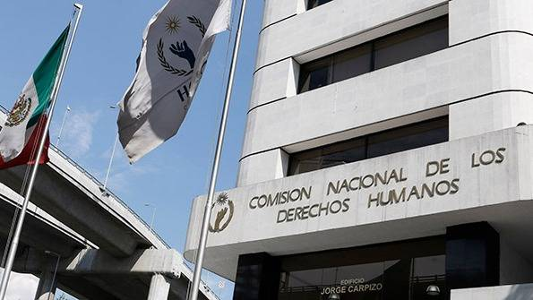 Oficinas de CNDH en Centro Histórico darán atención 24 horas