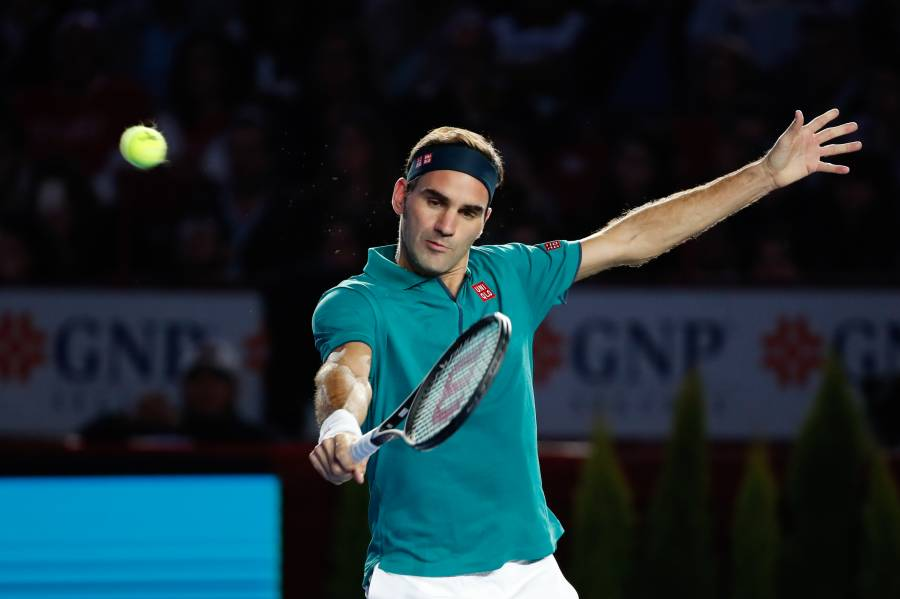 Roger Federer vence a Alexander Zverev en la Plaza de Toros