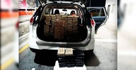 Guardia Nacional detiene a militar activo por posesión de cocaína