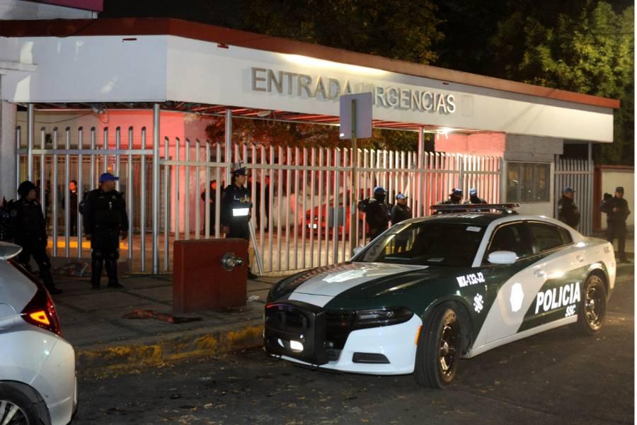 Balacera en Tláhuac deja dos heridos y un arma asegurada