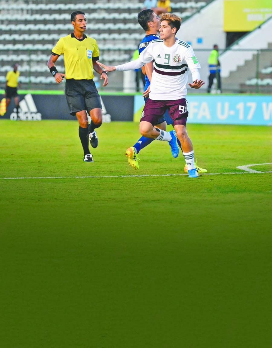 Muñoz sube a la cima con único y mejor gol