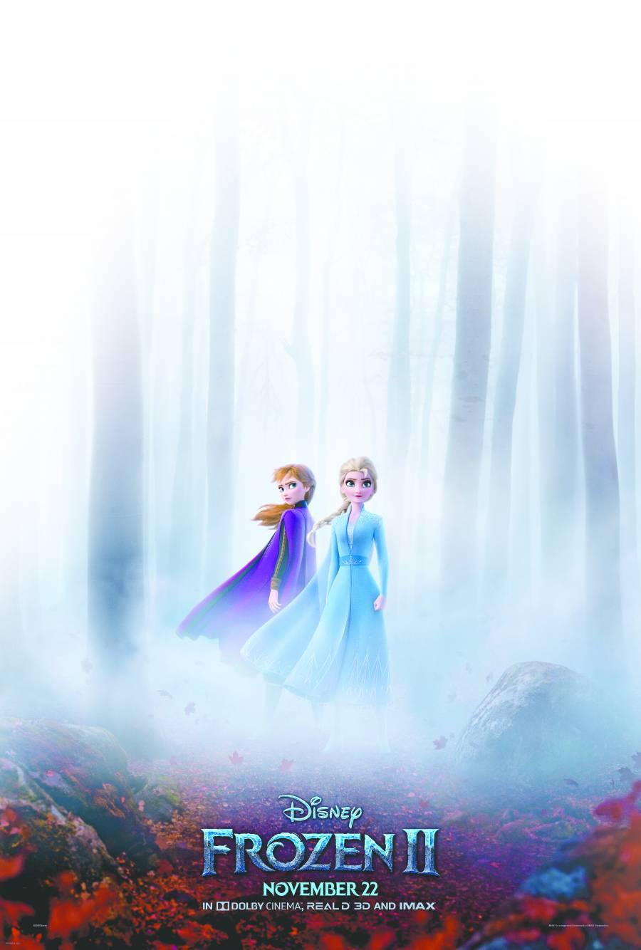 Con Frozen 2, Disney impone nuevo récord