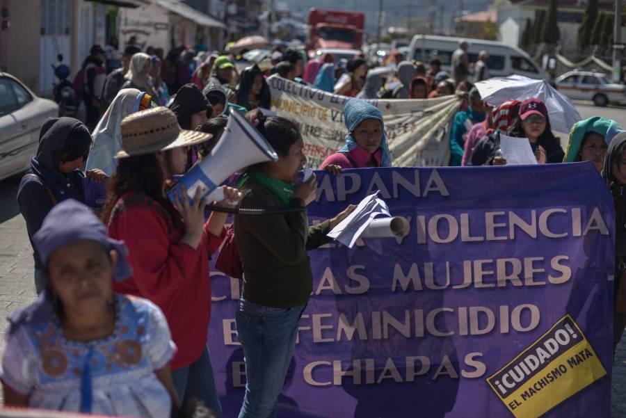 En México matan a 9 mujeres al día