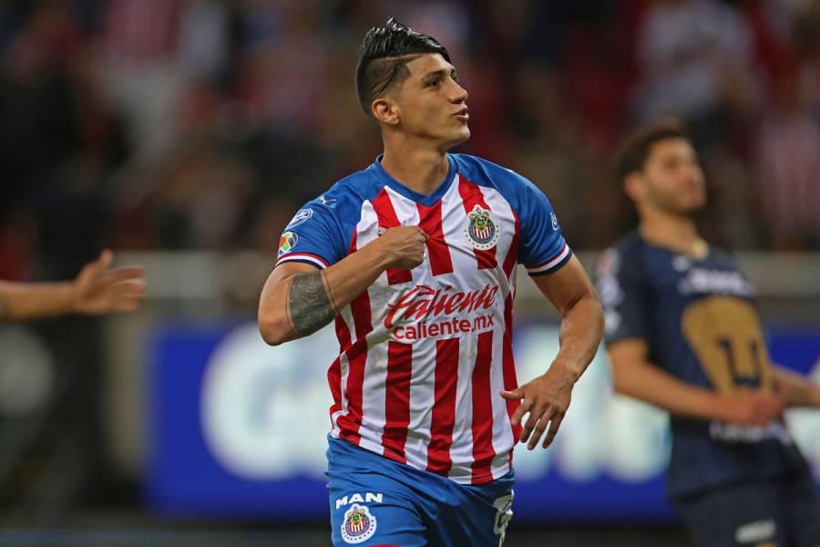 Pulido y Quiroga comparten título de goleo del Apertura 2019