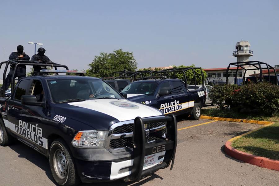 Amotinamiento en penal de Ayala, Morelos, deja un muerto