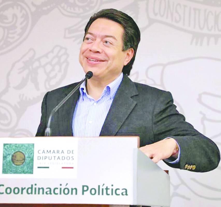 Morena insiste en reducir 50% presupuesto de partidos