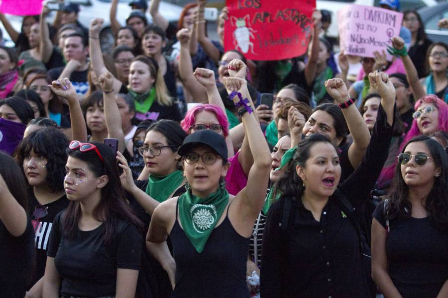 Ruta, horario y alternativas viales por marcha feminista