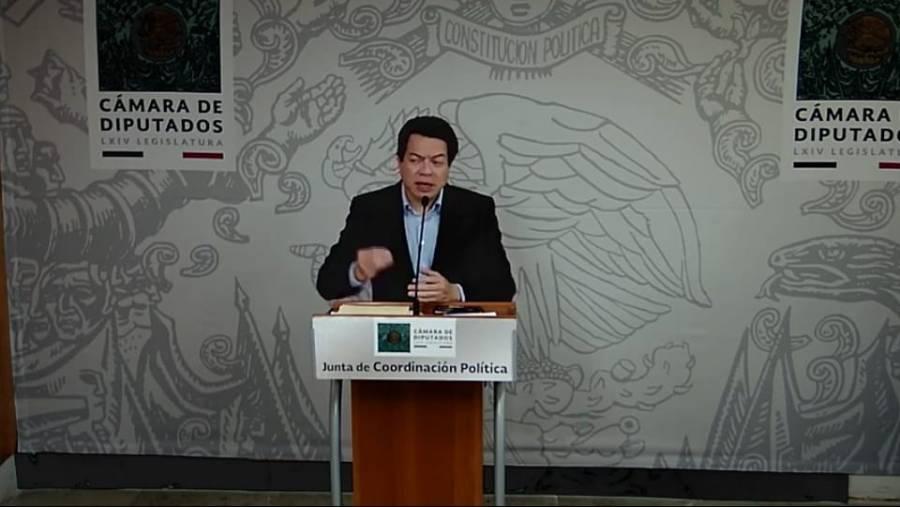 Recorte a prerrogativas de partidos políticos y creación de financiera rural principales dictámenes a aprobar: Mario Delgado