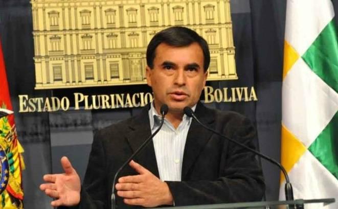 Dictan orden de aprehensión contra ministro de gobierno de Evo Morales