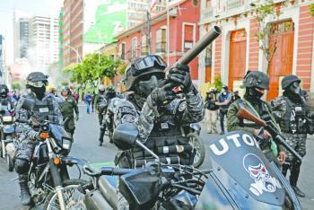 Llega la CIDH a Bolivia  para investigar represión