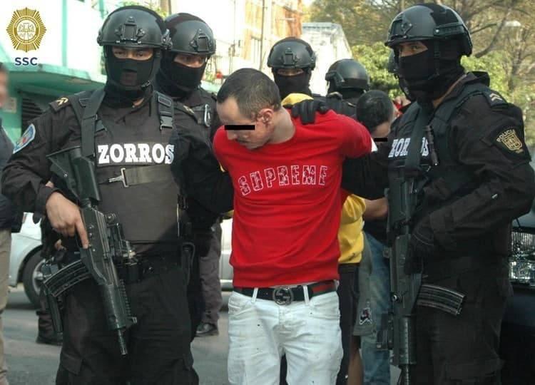 """Detienen a """"El Bandido"""", líder de la organización criminal """"La Unión"""""""