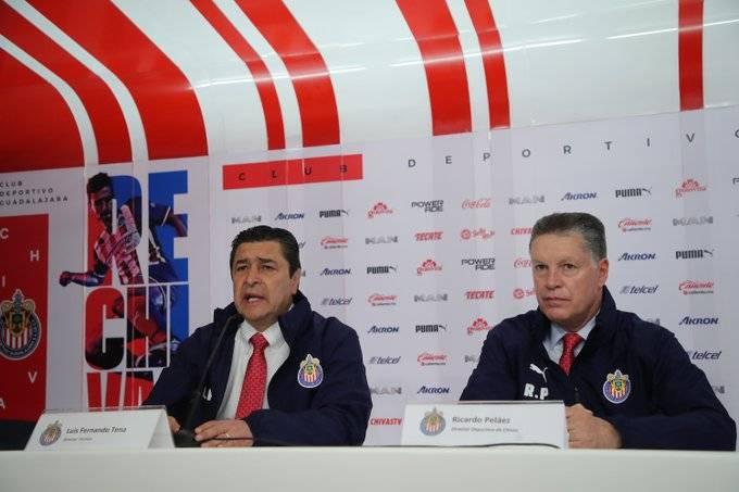 Chivas en el Clausura 2020 con Luis Fernando Tena