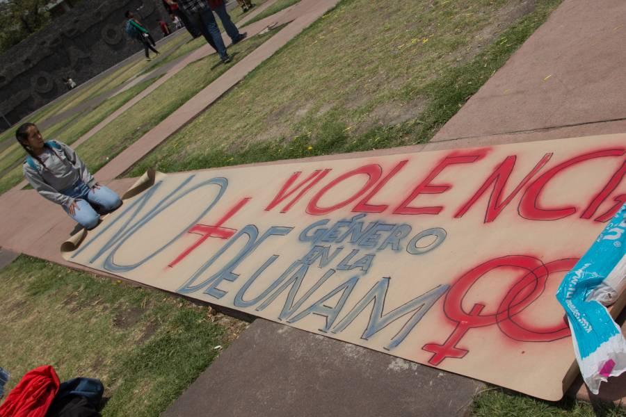 Aumentará UNAM unidades para atender denuncias por violencia de género