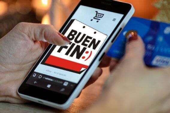 Ventas en línea durante el Buen Fin fueron de 16%