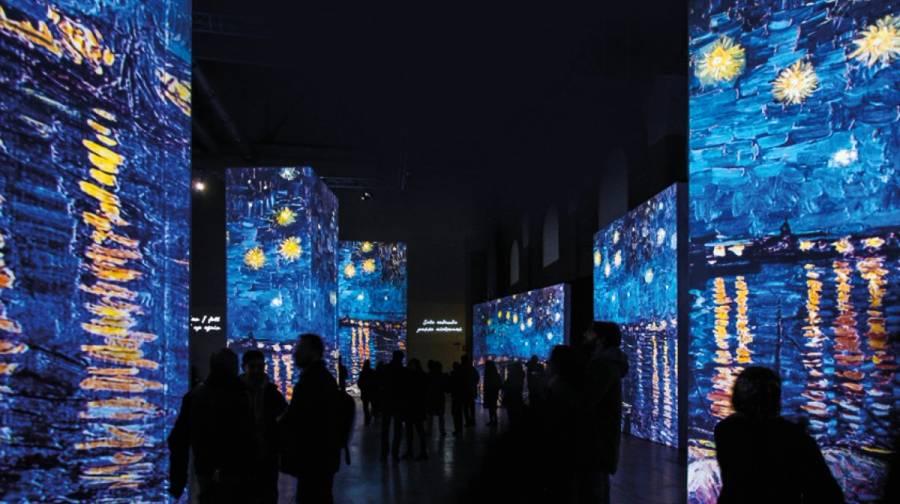 Llegará Van Gogh Alive a México en el 2020