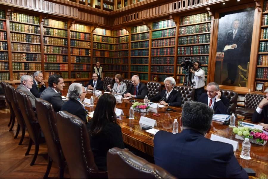Nulo crecimiento de México, anticipa el FMI