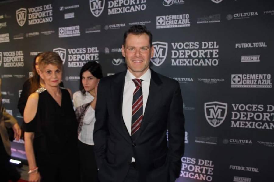 Galardonan a 20 voces del olimpo deportivo mexicano