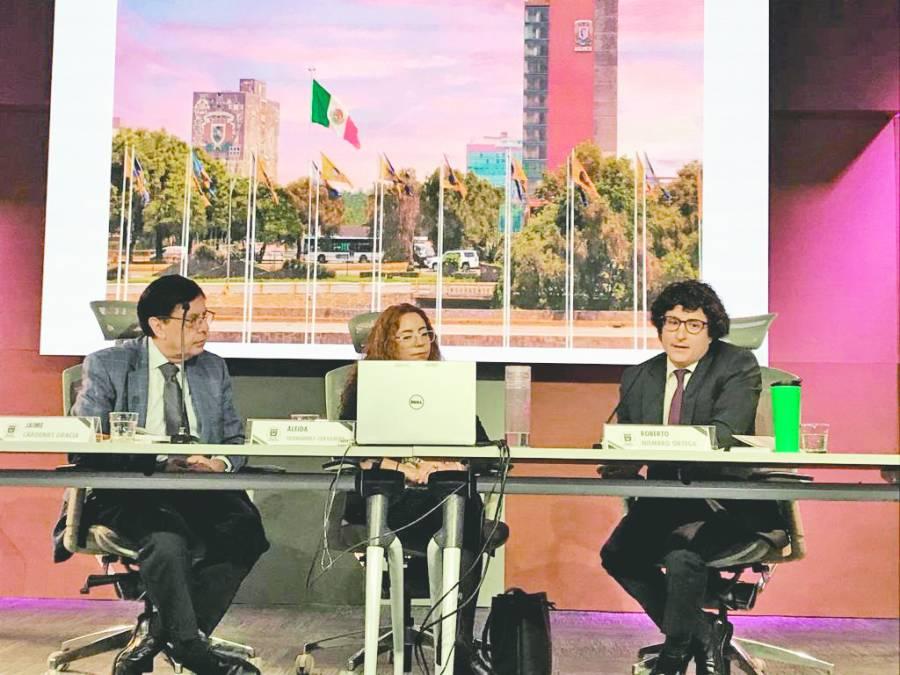 Jaime Cárdenas reflexiona sobre el derecho